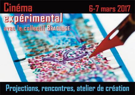 Atelier de cinéma expérimental mardi 7 mars 12h-15h