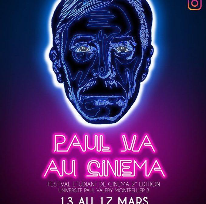 PAUL VA AU CINÉMA 2ème édition : 13-17 mars
