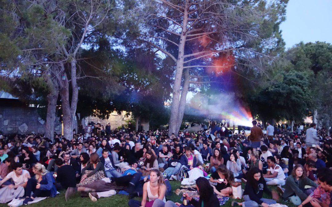 Cinéma sous les étoiles le 19 septembre – projections de travaux étudiants