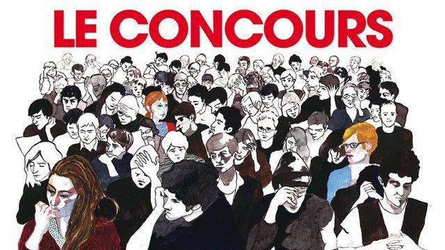 «Le Concours» : projection en D108 mercredi 4 octobre à 19h