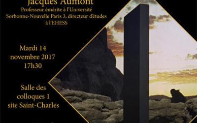 ANNULÉ – Séminaire d'actualité du Rirra21 :conférence de Jacques Aumont : «Pourquoi faut-il interpréter les films?»  mardi 14 novembre – ANNULÉ