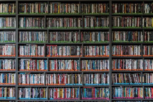Liste des DVD de la BiU