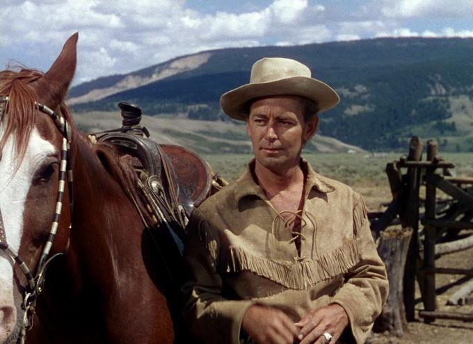 Séance WESTERN #4 : « L'Homme des vallées perdues » de George Stevens, 1953 : jeudi 11 janvier