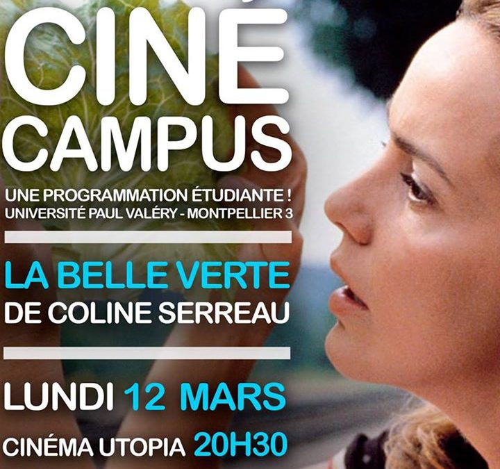 Ciné Campus #5 : «La Belle Verte» de Coline Serreau : Lundi 12 mars
