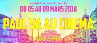 Festival PAUL VA AU CINÉMA du 5 au 9 mars !