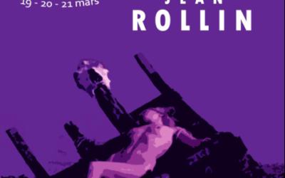 Cycle Jean Rollin les 19, 20 et 21 mars 2018