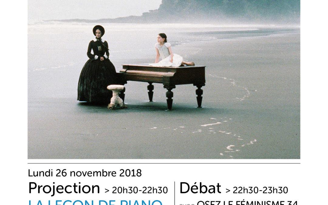 Ciné-campus: La Leçon de piano (réal. Jane Campion, 1993)