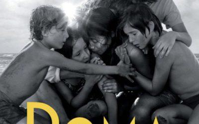 Projection exceptionnelle et gratuite de ROMA (Alphonso Cuaron, Lion d'or à Venise) mercredi 30 janvier à 9h au cinéma Utopia