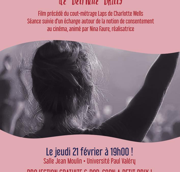 Cinéclub des Anémones #5 : Sexe Sans Consentement, 21 février