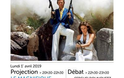 Ciné-campus (1er avril): Le Magnifique