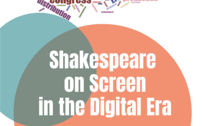Congrès Shakespeare à l'écran (26-28 septembre)