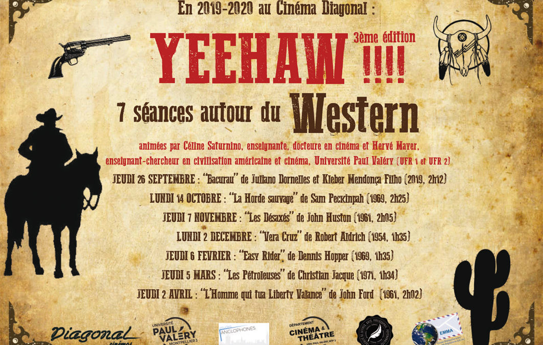 Yeehaw !!! Cycle Western, 3e édition