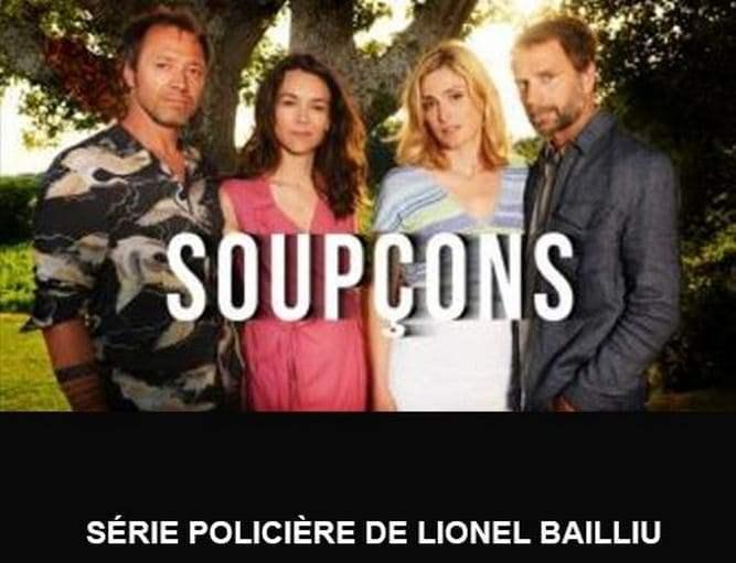 Masterclass de Lionel Bailliu, réalisateur de la série Soupçons
