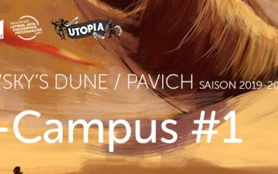 Ciné-Campus #1 : Jodorowsky's Dune (Frank Pavich, 2014) – lundi 2 Déc.