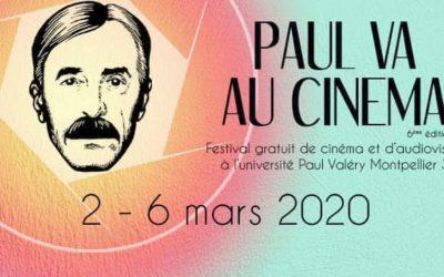 Festival PAUL VA AU CINEMA : 02-06 mars