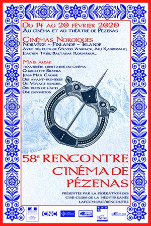 La 58e RENCONTRE CINÉMA DE PÉZENAS