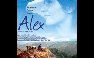 Mardi 29 sept. 9h15 : Projection du film Alex (2005) et rencontre avec le réalisateur José Alcala