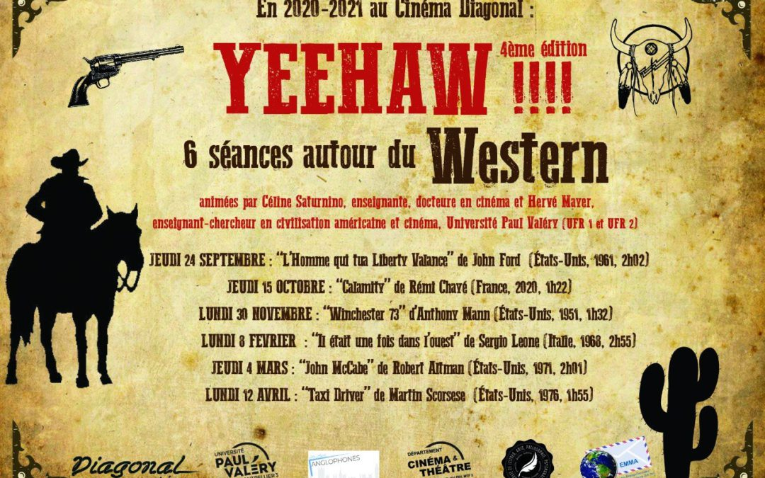 YEEHAW !!!! Cycle Western au Diagonal