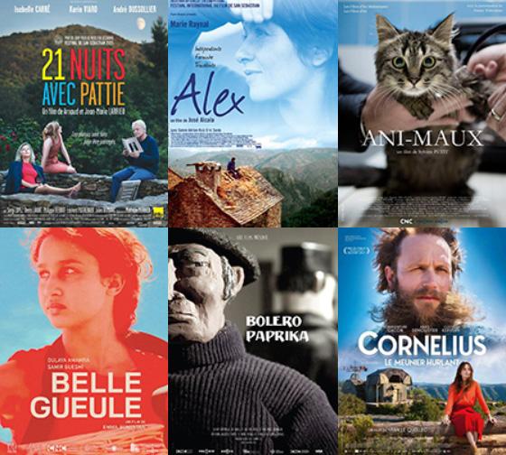 Etudes de genèses des M1 Cinéma sur le site d'Occitanie films