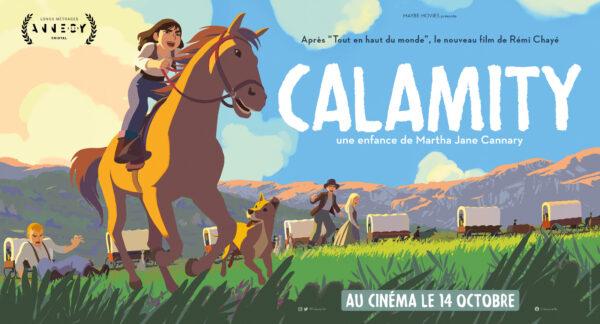Cycle WESTERN #2 : Calamity (Rémi Chayé, 2020) – jeudi 15 oct.