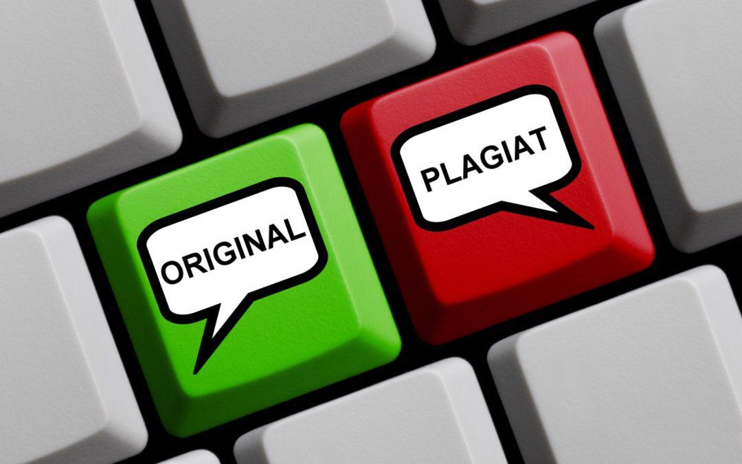 Attention PLAGIAT ! : une page pour savoir ce que c'est et comment l'éviter…