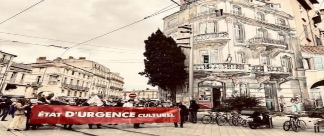 Etat d'urgence culturel : samedi 13 février 11h cinéma Diagonal, Opéra Comédie, Musée Fabre