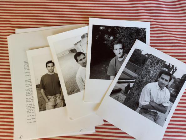 Rencontre en ligne «documentaire en fabrication : 'Manuel, jeux de lumière' de Laure Pradal», vendredi 26 mars, 18h