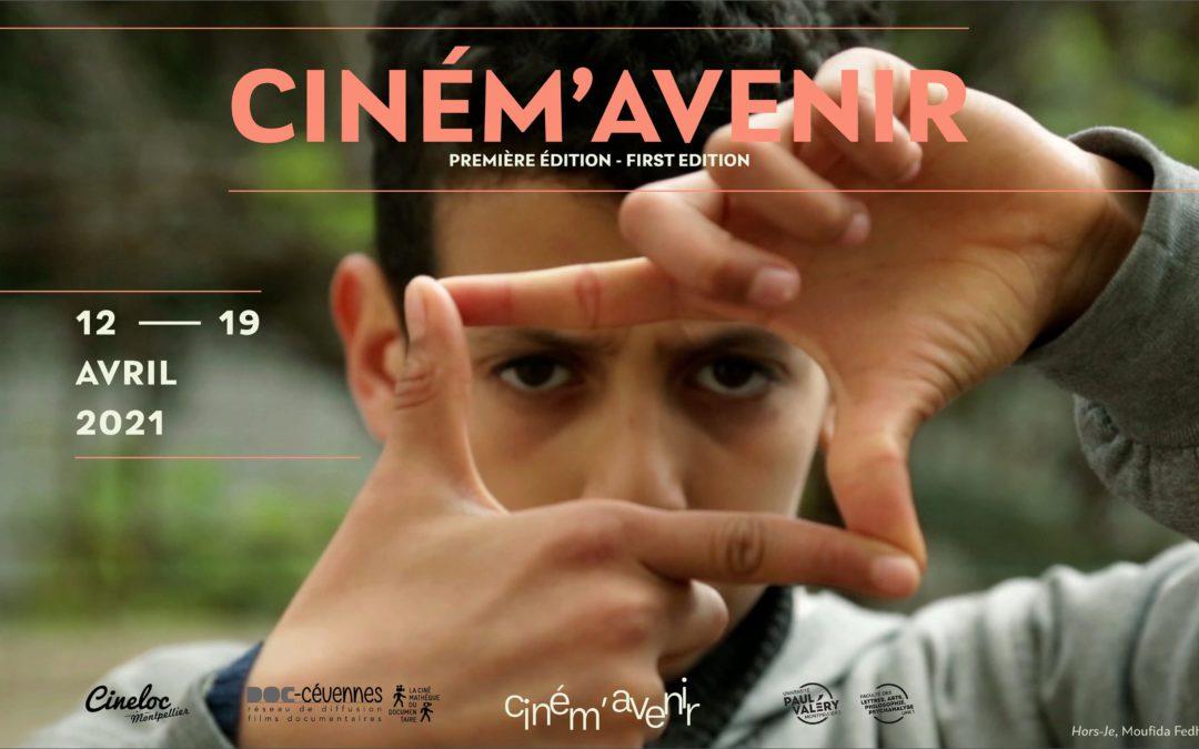 Festival étudiant «Ciném'avenir» en ligne, du 12 au 19 avril