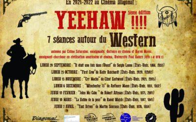 YEEHAW !!!! Cycle Western au cinéma Diagonal, 5e édition